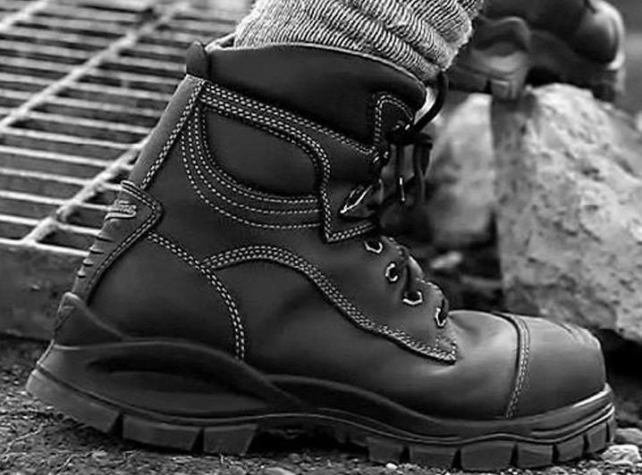 Sección zapatos Agrijardín