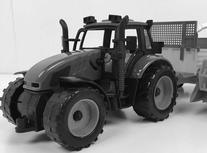 Sección juguetes Agrijardín